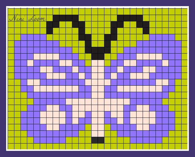 Theme Insectes Papillon Coccinelle