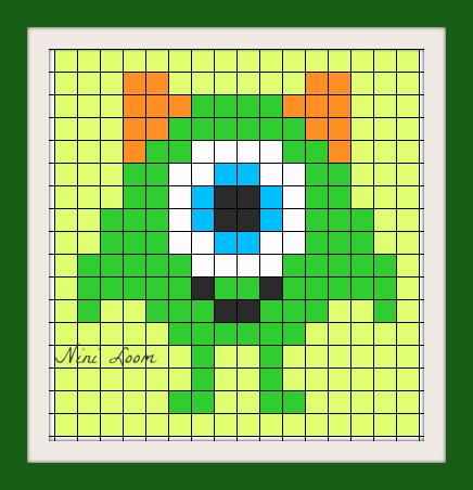 Pixel Art Disney Facile