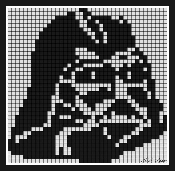 Dessin Pixel Star Wars Steadlane Club