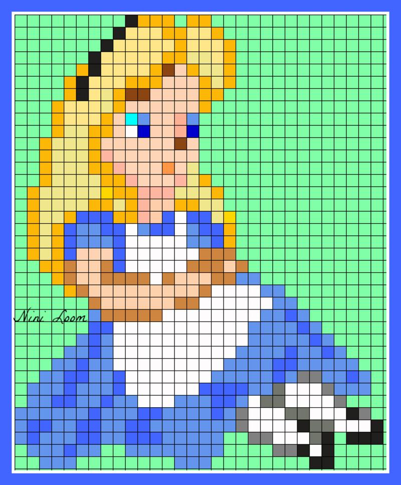 Personnage Disney Alice