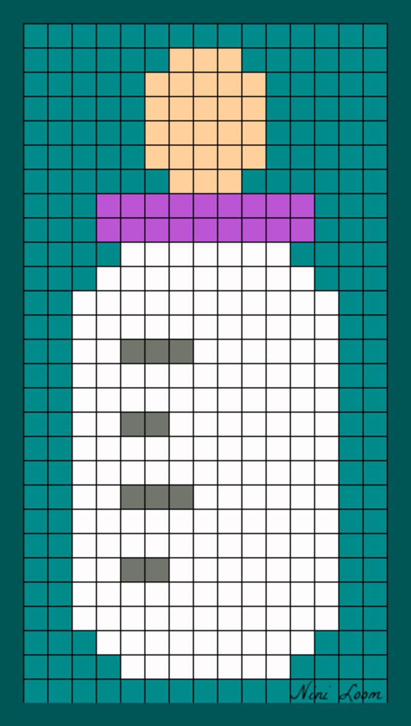 pixel art bebe