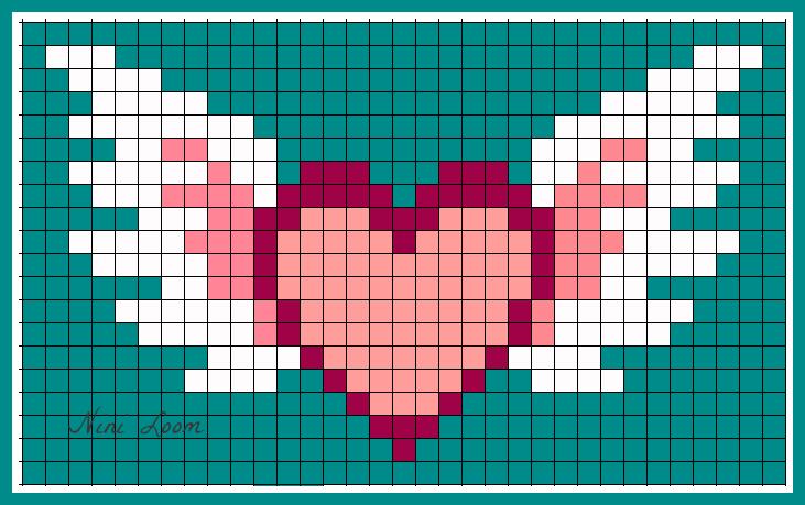 Pixel art en c ur - Minion amoureux ...