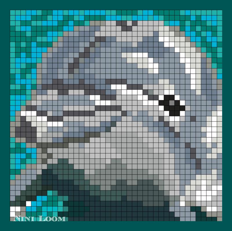 Super theme animaux aquatiques HG45