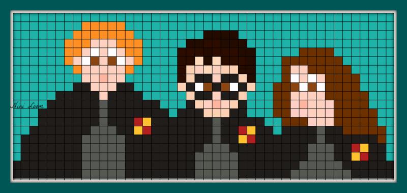 Theme Harry Potter