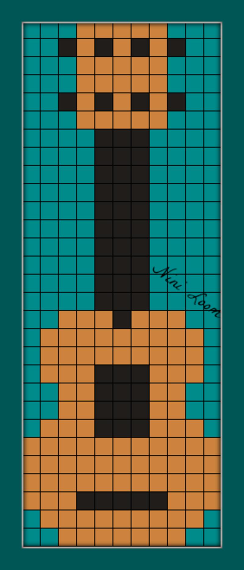 pixel art nini loom
