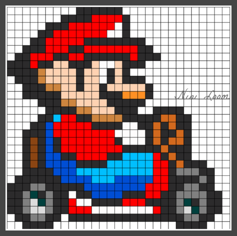 Theme Mario