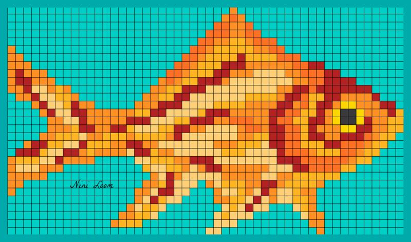 Fabuleux theme animaux aquatiques JD62
