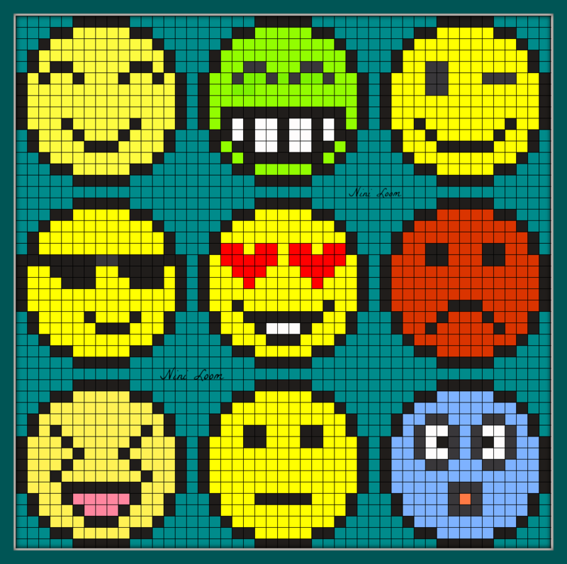 Connu theme smiley HX02